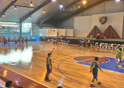 AMA University and Colleges GYMNASIUM (inside)