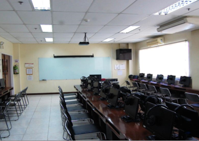 AMA University and Colleges Speech Laboratory